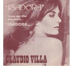 Claudio Villa – Isadora - 45 RPM