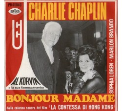 Charlie Chaplin ‎– This Is My Song - 45 RPM