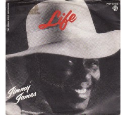 Jimmy James – Life - 45 RPM