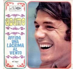 Adamo – Affida Una Lacrima Al Vento - 45 RPM