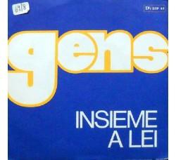 Gens – Insieme A Lei - 45 RPM