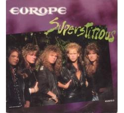 Europe – Superstitious - 45 RPM *
