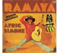 Afric Simone – Ramaya - 45 RPM