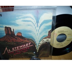 Al Stewart ‎– Time Passages / Almost Lucy - 45 RPM