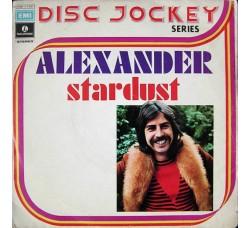Alexander – Stardust - 45 RPM
