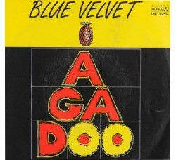 Blue Velvet – Agadoo - 45 RPM