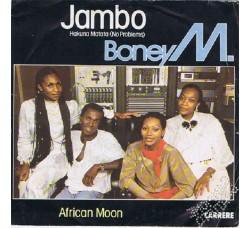 Boney M. – Jambo Hakuna Matata (No Problems) - 45 RPM
