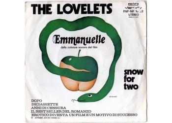 The Lovelets – Emmanuelle - 45 RPM