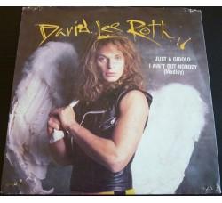 David Lee Roth – Just A Gigolo / I Ain't Got Nobody (Medley)  - 45 RPM