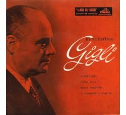 Beniamino Gigli – 'O Sole Mio  - 45 RPM