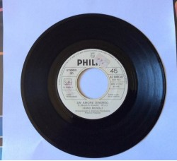 Leano Morelli / Ringo Starr ‎– Un Amore Diverso / You Don't Know Me At All  - 45 RPM
