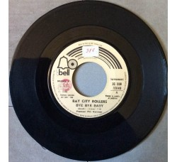 Bay City Rollers / Raptus ‎– Bye Bye Baby / Eleanor Rigby - 45 RPM