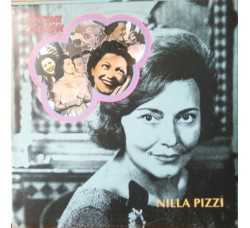 Nilla Pizzi – Nilla Pizzi - LP/Vinile 1982