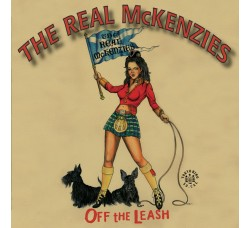 The Real McKenzies ‎– Off The Leash
