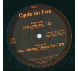 Cycle On Five ‎– Lost Continent