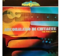 The Five Lords – Arcobaleno Di Chitarre - LP/Vinile