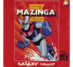 Galaxy Group ‎– Mazinga Z