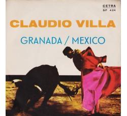 Claudio Villa – Granada / Mexico