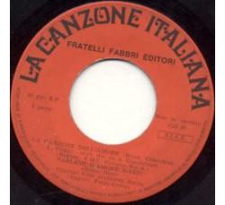 La Canzone Italiana - N° 9 - 45 RPM