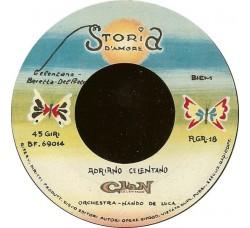 Adriano Celentano – Storia D'Amore - 45 RPM,
