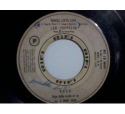 Led Zeppelin / Johann Sebastian Bach / Fausto Leali / Giuliano* – Whole Lotta Love / Aria Della Suite In Re Op.3 / Ave Maria No Morro / Il Ballo Dei Fiori