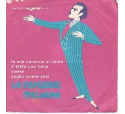 La Canzone Italiana - N° 15 -45 RPM