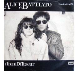 Alice E Franco Battiato – I Treni Di Tozeur (Eurofestival 84)