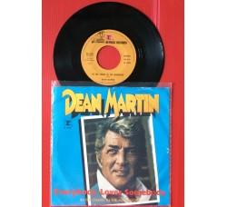 Dean Martin – Everybody Loves Somebody / In The Chapel In The Moonlight