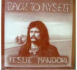 Leslie Mandoki ‎– Back To Myself - LP/Vinile