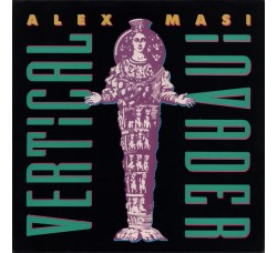 Alex Masi  ‎– Vertical Invader - LP/Vinile