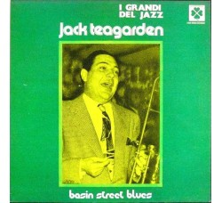 Jack Teagarden Orchestra ‎– Basin Street Blues