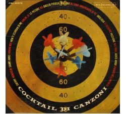 Artisti Vari - Cocktail di Canzoni - LP/Vinile