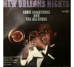 Louis Armstrong And The All Stars ‎– New Orleans Nights