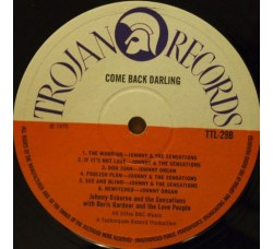 Johnny Osbourne & The Sensations With Boris Gardiner & The Love People – Come Back Darling