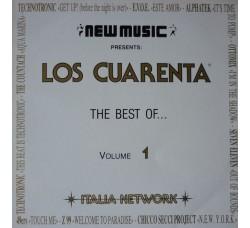 Los Cuarenta - The Best Of...Volume 1