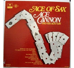 Ace Cannon ‎– Ace Of Sax