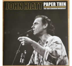 John Hiatt – Paper Thin (The 1989 Canadian Broadcast)