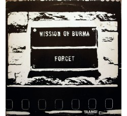 Mission Of Burma ‎– Forget - LP/Vinile