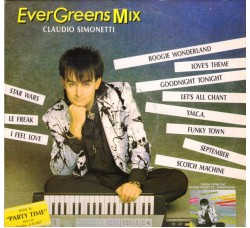 Claudio Simonetti – Evergreens