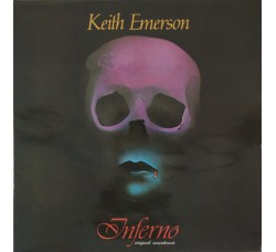 Keith Emerson ‎– Inferno (Original Soundtrack) - Lp/Vinile