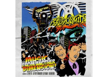 Aerosmith – Music From Another Dimension! *