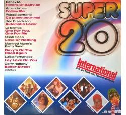 Artisti vari -  Super 20 International - LP/Vinile