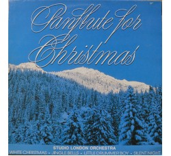 London Studio Orchestra ‎– Panflute For Christmas