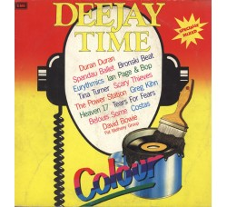 Artisti Vari - Deejay Time Colour