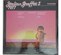Artisti Vari Italian Graffiti 3 - 1977 - LP/Vinile Compilation