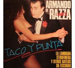 Armando De Razza – Taco Y Punta - LP/Vinile *