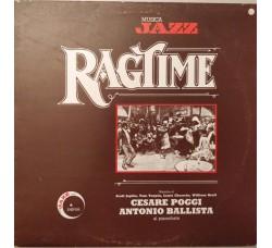 Cesare Poggi, Antonio Ballista – Ragtime
