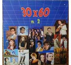 Artisti Vari - Trenta X '60 N.2 - LP/Vinile Compilation
