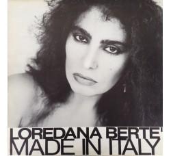 Loredana Berte' – Made In Italy