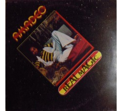 Amadeo ‎– Real Magic - LP/Vinile